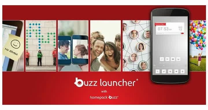 Download Buzz Launcher v1.6.4.10 for Android