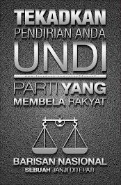 Undi Barisan Nasional