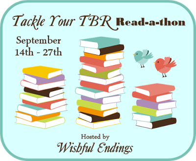 Joint the Read-a-Thon at Wishful Endings