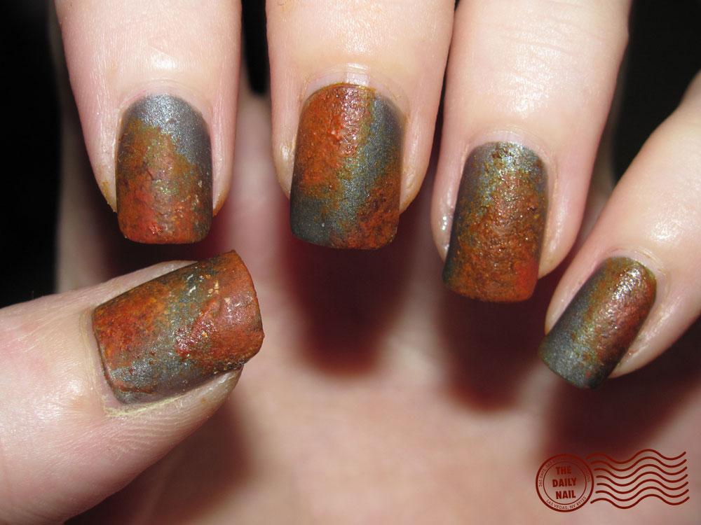 Rusty Nail The Daily Nail