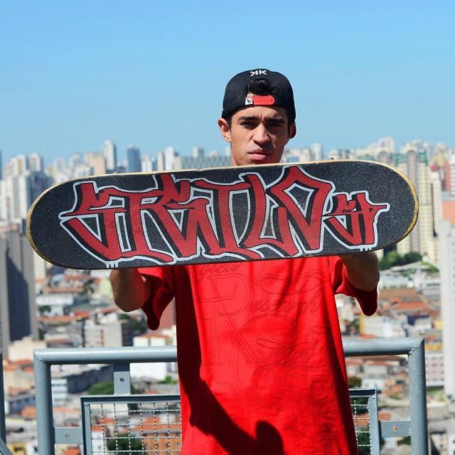 Skate Saúde  Com a palavra  Fernando Java bbe51f2f8b0