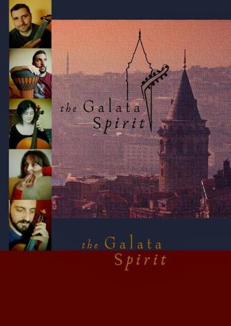 Συντελεστές του The Galata Spirit