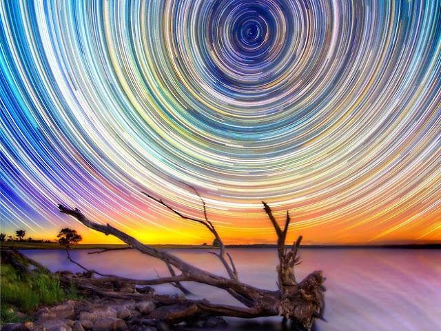 1 صور مدهشة للنجوم في سماء استراليا ليلاً ''تقنية في التصوير فريدة من نوعها''