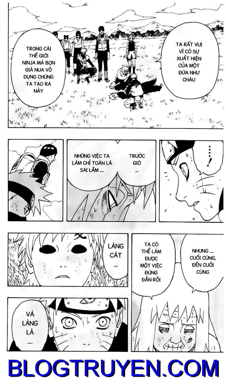 Naruto chap 279 Trang 8 - Mangak.info