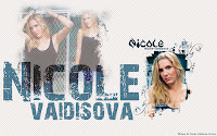Nicole Vaidisova Wallpaper