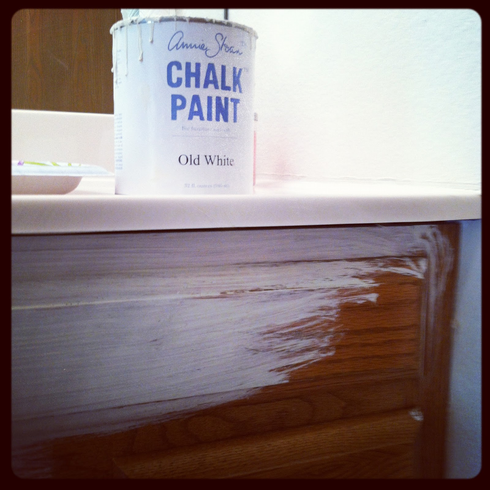 the real housewife of tazewell county annie sloan chalk paint
