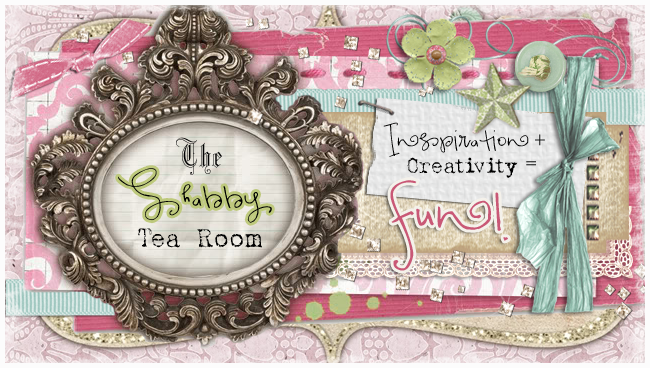 A Fun Shabby Chic Challenge Blog!