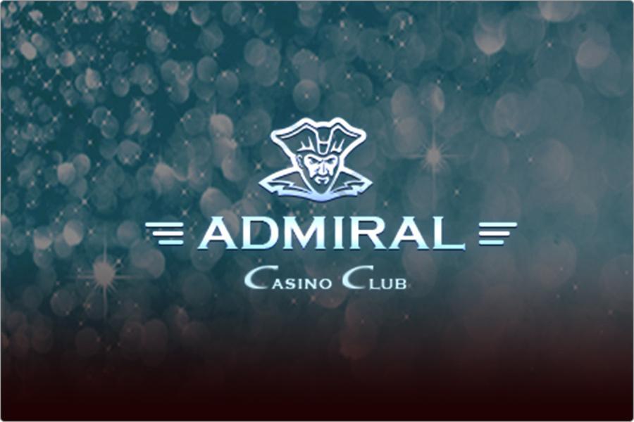 admiral casino club