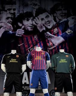 Terima kasih anda sudah melihat &; gambar kostum baru barcelona 2012