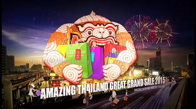 Thailand Amazing Grand Sale June 2015