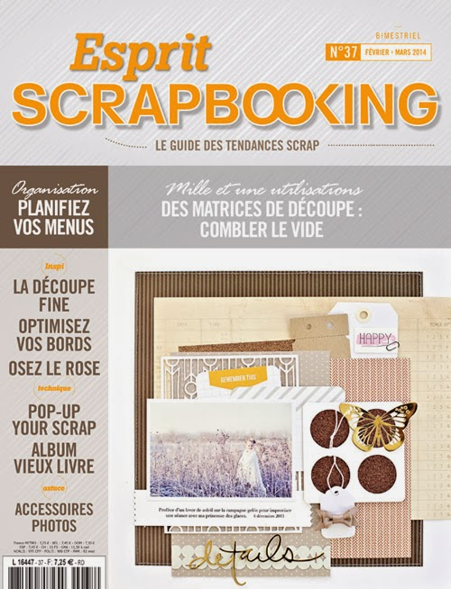 Esprit Scrapbooking n°37