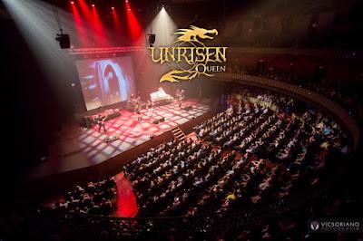 Unrisen Queen - Concierto Sinfónico