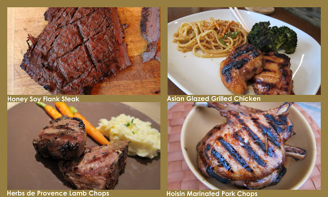 Easier Simpler Better Weekly Menu: Get Grilling Again