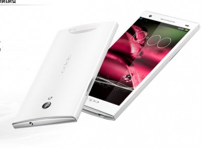mobile world: Oppo Find Way U7015, Handphone Dual Kamera Dual Core