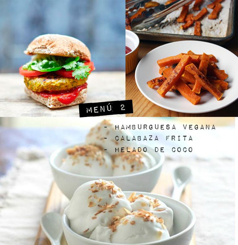 la mejor receta de hamburguesa vegana
