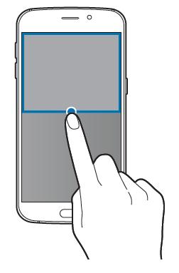 Galaxy Note Edge opzioni modalità multischermo