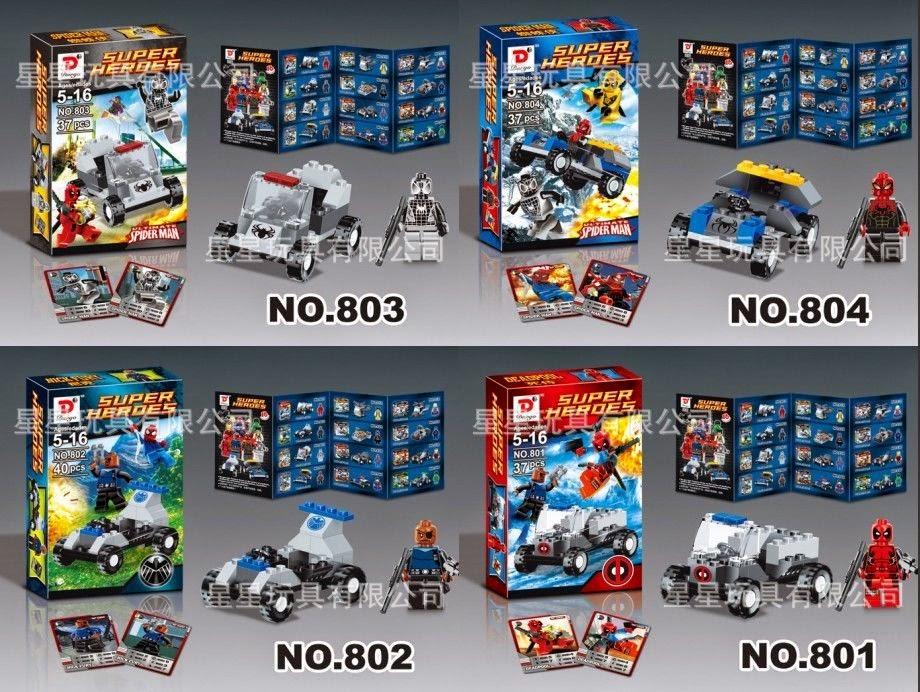legocore the lego watcher lego bootleg d brand superior
