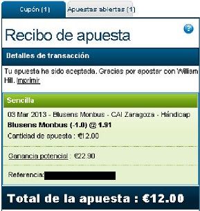 Apuestas Deportivas Rosberg Baloncesto – Liga Endesa España blusens monbus william hill