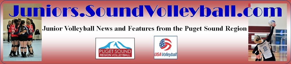 Sound Junior Volleyball