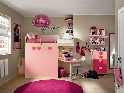 dormitorio infantil pequeño