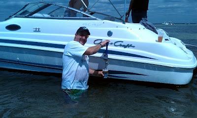 Beer Boat Draft Tap