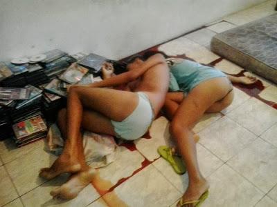 Casal é morto a tiros enquanto dormia