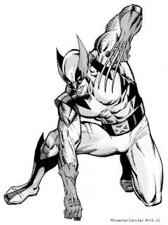 Gambar Wolverine