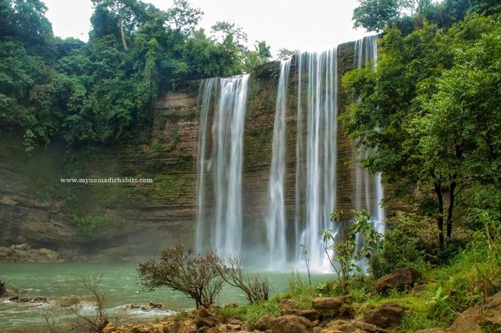 Niludhan Falls Bayawan