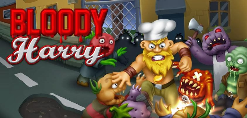 Bloody Harry v1.0.49 Android Hile MOD APK indir