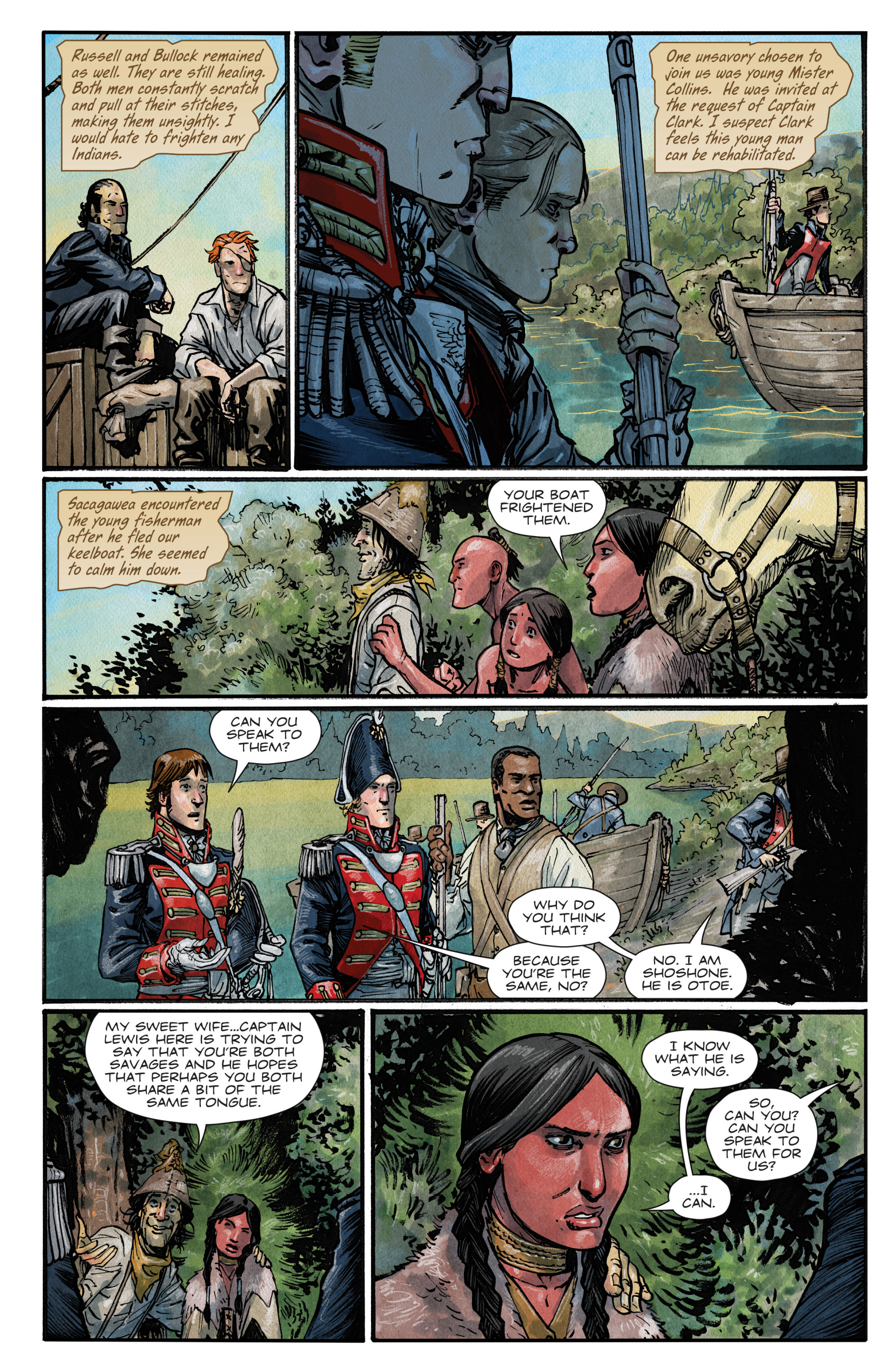 Manifest Destiny #_TPB_2 #42 - English 109