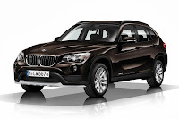 BMW X1 sDrive18i (2014) Front Side