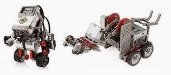 vex iq robot at ces 2014