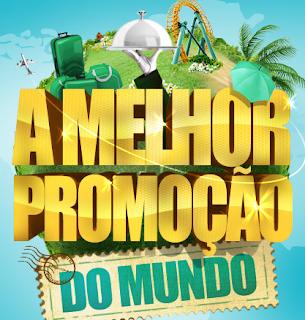 """Promoção """"Melhor Promoção do Mundo"""" - Magazine Luiza"""