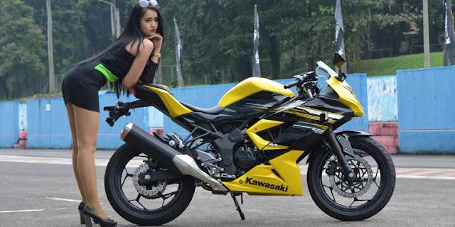 Bahan bakar minyak yang baik untuk motor kawasaki