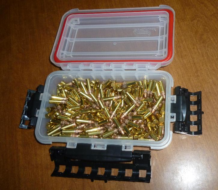 Stealth Survival Ammo Storage Tip The Mini Ammo Storage Case
