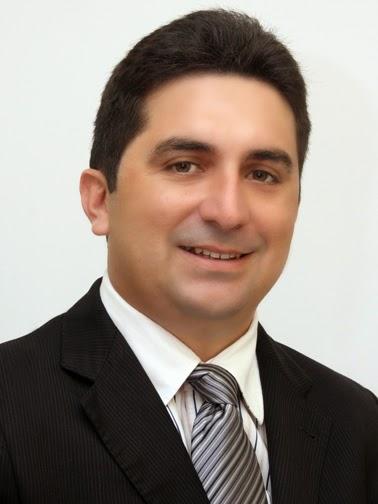 Vereador Silvio Nascimento.