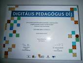 Digitális Pedagógus Díj 2013