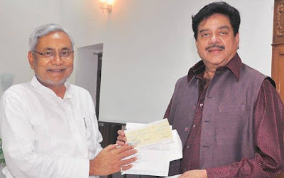 BJP MP Shatrughan Sinha