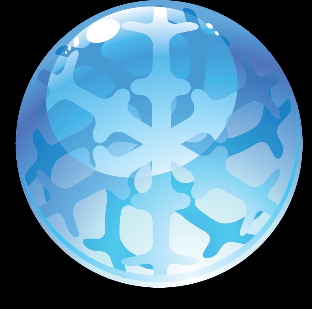 Gifs y fondos pazenlatormenta navidad esferas navide as - Bolas de cristal personalizadas ...