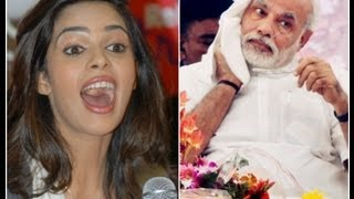 Mallika Sherawat wishes Narendra Modi on his birthday | Hot | Cinema News | Bollywood