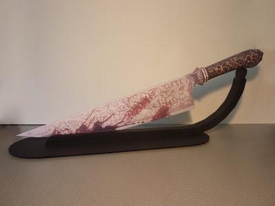 Alice M.R.: Vorpal Blade Papercraft