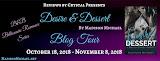 Desire & Dessert Blog Tour