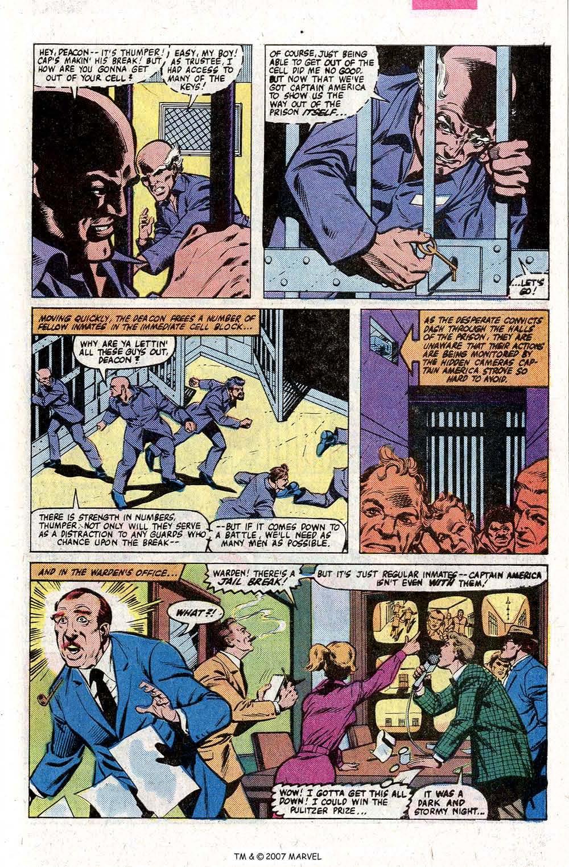 Captain America (1968) Issue #260 #175 - English 27