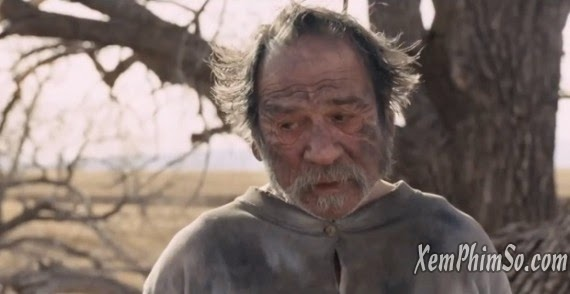 Chiếm Đất xemphimso Tommy Lee Jones in The Homesman 570x294