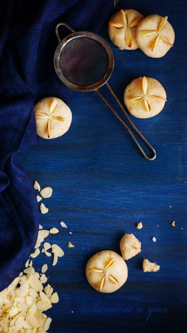 #FRANKFURT BETHMÄNNCHEN  #Marzipan Biscuit # GermanCookie