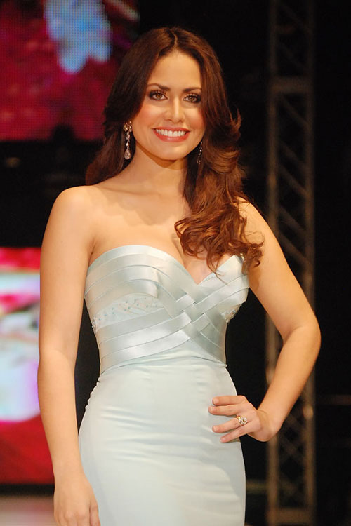 The Reina Nacional de Belleza Miss Republica Dominicana