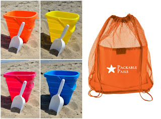 Packable Pails giveaway
