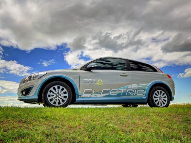 2013 volvo c30 electric