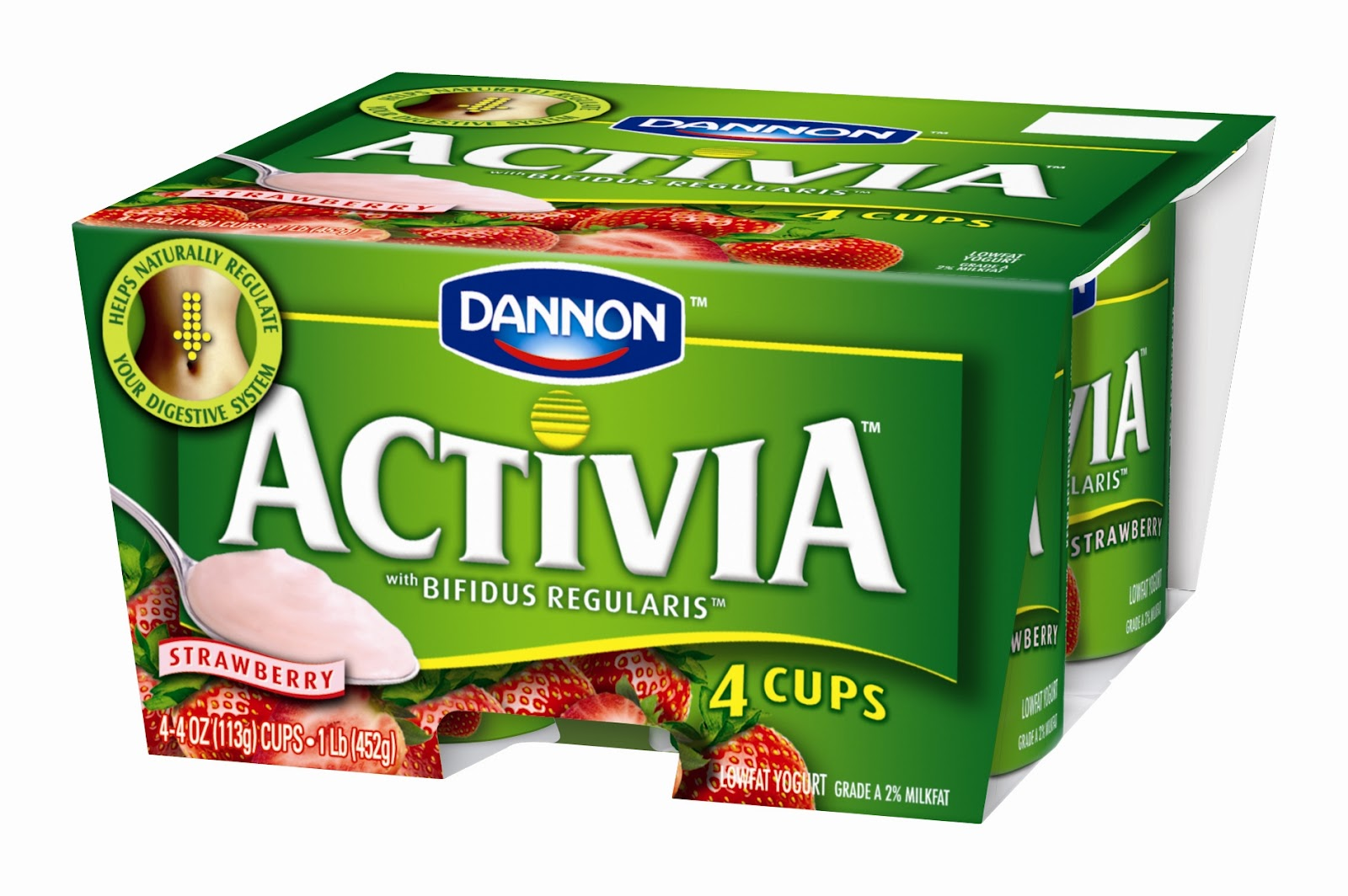 Target Dannon Activia For 019 on walgreens logo