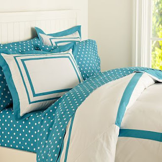 PB Teen basic bedding can be mixed and matched... they come in all sorts of ...